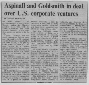 Aspinall_and_goldsmith_in_deal_over_US_ventures 25_01_1985