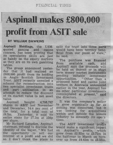 Aspinall_makes_800,000_from_ASIT_sale 29_09_1984
