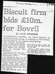 Biscuit_firm_bids_for_cavenham 22_6_1971