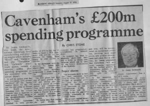 Cavenham_200m_spending_programme 21_08_1976