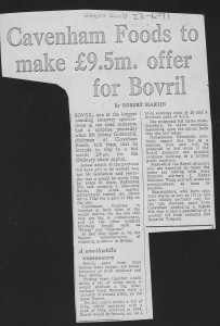 Cavenham_foods_to_make_9.5m_offer_for_bovril 23_6_1971