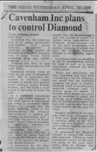 Cavenham_inc_plans_to_control_diamond 30_04_1980