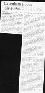 Cavenham_loss_0.5million 24_12_1968