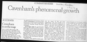 Cavenhams_phenomenal_growth 13_10_1972
