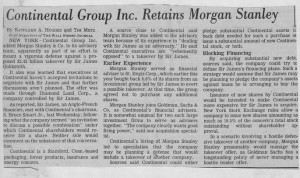 Continental_group_retains_morgan_stanley 12_06_1984