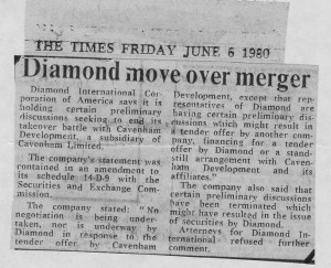 Diamond_move_over_merger 6_6_1980