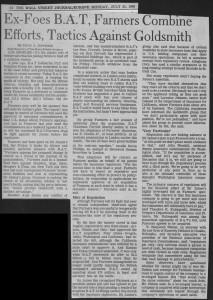 Ex-foes_BAT_farmers_combine_efforts_tactics_against_goldsmith 24_07_1989