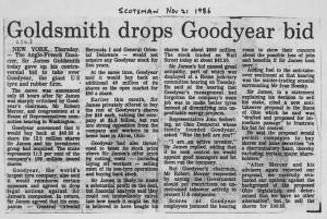 Goldsmith_drops_goodyear_bid 21_11_1986