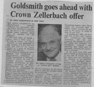 Goldsmith_goes_ahead_with_crown_zellerbach_offer 04_1985