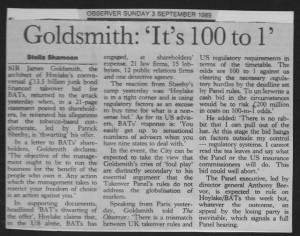 Goldsmith_its_100_to_1 3_09_1989