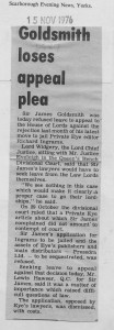 Goldsmith_loses_appeal_plea 15_11_1976