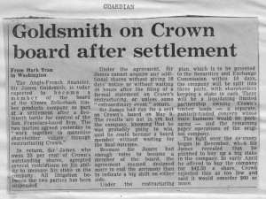 Goldsmith_on_crown_board_after_settlement 28_05_1985