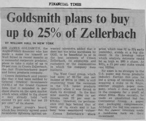 Goldsmith_plans_to_buy_up_to_25percent_of_crown_zellerbach 14_12_1984