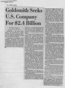 Goldsmith_seeks_US_company_for_2.4bn 6_06_1984
