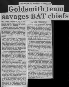 Goldsmith_team_savages_BAT_chiefs 9_08_1989