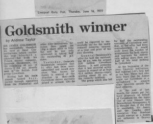 Goldsmith_winner 16_06_1977