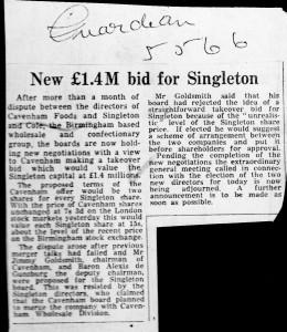 New_1.4million_bid_for_Singleton 5_5_1966
