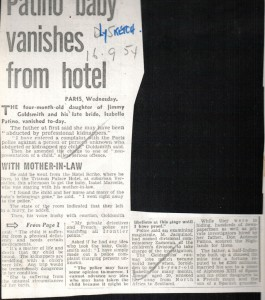 Patino_baby_vanishes_from_hotel 19_09_1954
