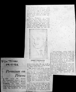 Premium_on_procea 19_01_1961