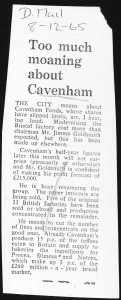 Too_much_moaning_about_cavenham 8_12_1965
