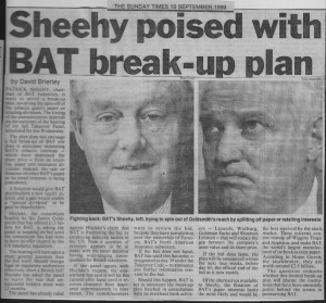 m588 - Sheehy_poised_with_BAT_break-up_plan 10_09_1989